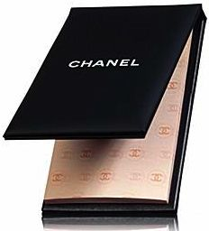 Chanel Mattifying papers