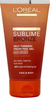 L'Oreal Self Tanning Gel