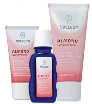Weleda Almond Collection