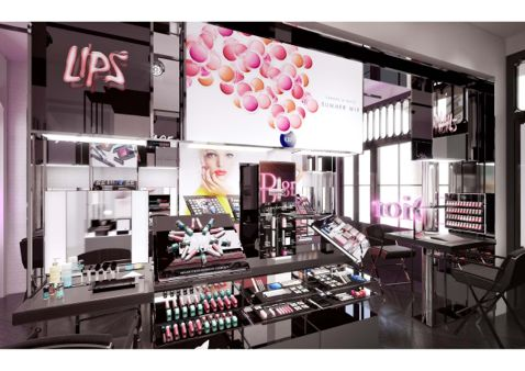 Dior Covent Garden 3