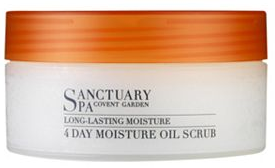 Sanctuary 4 Day Moisture Oiul Scrub