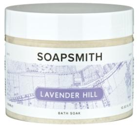 Soapsmith Lavender Hill Bath Soak
