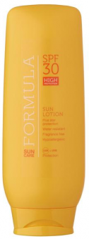 M&S Sun Lotion