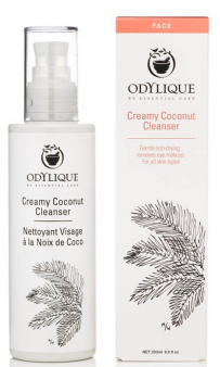 ODILYQUE CREAMY COCONUT CLEANSER