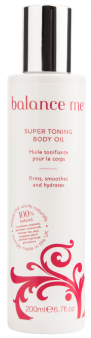 Balance Me Toning Body Oil