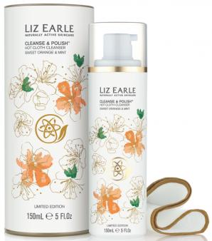 Liz Earle C&P Sweet Orange and Mint