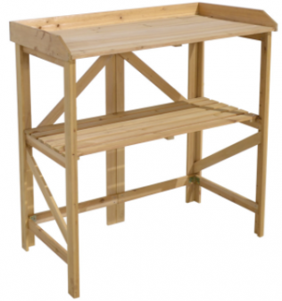 Foldaway bench
