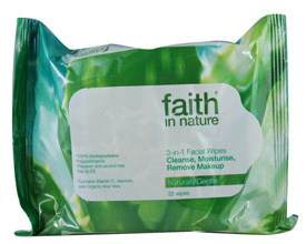 faith in nature wipes