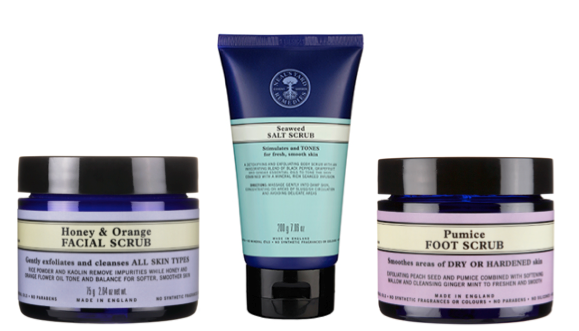 Neals Yard World Oceans Day
