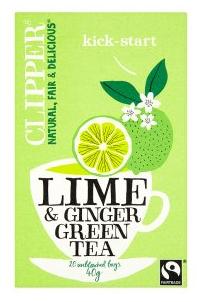 Clipper Lime & Ginger