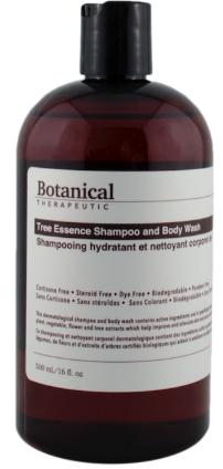 Botanical Therapeutics Shampoo & Body