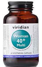 Viridian Woman 40+