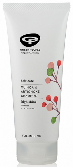 Green people quinoa shampoo