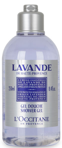 L'Occitane Lavender Body Wash