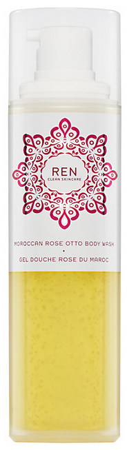 REN Rose Otto Body wash