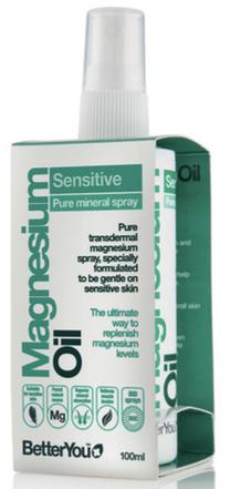 Magnesium Oil sensitive