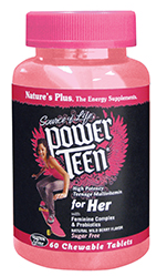 Power Teen for her