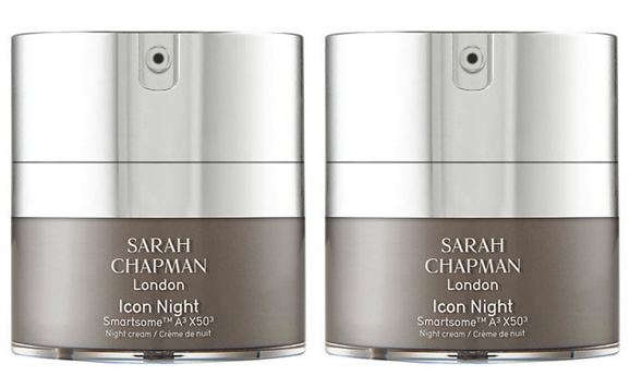 Sarah Chapman Night Icon Night Smartsome A3 X503 — Beauty Bible