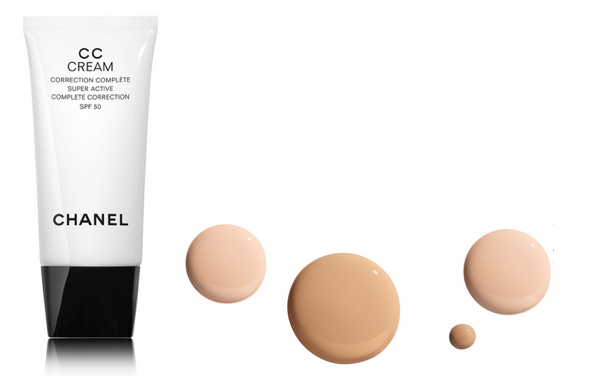 be63de214a Chanel CC Cream Complete Correction SPF50 — Beauty Bible
