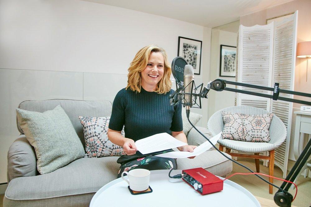 Liz - podcasting - CREDIT Georgia Glynn Smith.jpg