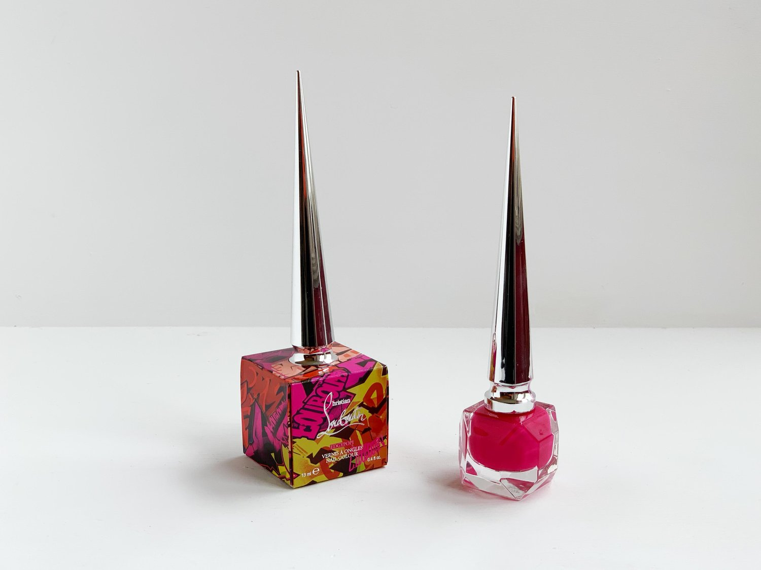 837b2b680cd6 Christian Louboutin LoubiGraffiti Nail Lacquer — Beauty Bible
