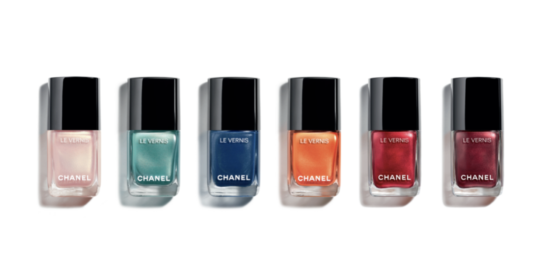 Chanel Le Vernis Metallics Beauty Bible