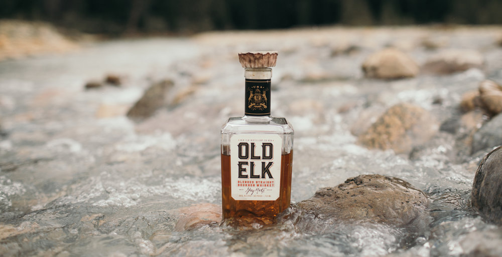 CUT WITH PURPOSE - remarkably smoothAt Old Elk Distillery, we craft a remarkably smooth and innovative spirit that transcends tradition. Old Elk Blended Straight Bourbon Whiskey uses four times more malted barley than conventional recipes and a slow cut proofing process. This creates a rich, smooth flavor, in harmony with caramel cues evoked by charred barrels, and spicy notes of rye.