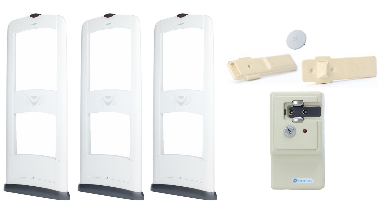12 Foot Door Retail Security Tag Package - SQP2110D