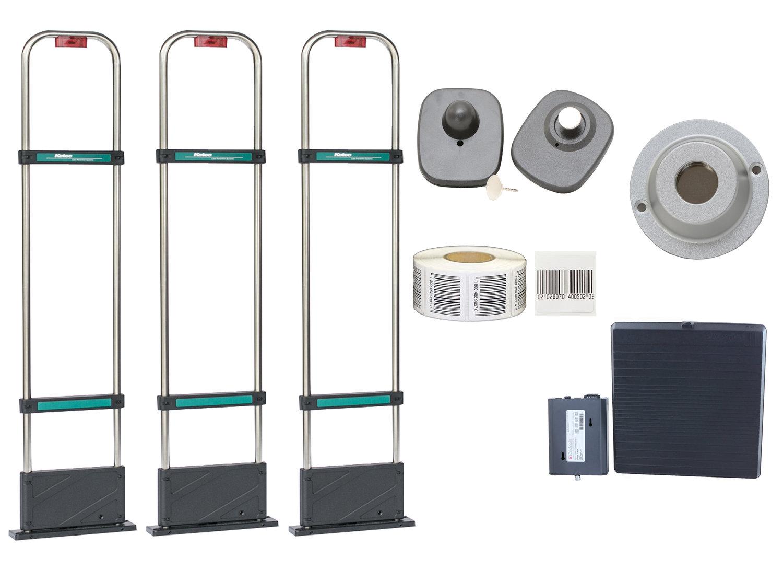 12 Foot Door Retail Security Tag Package - CQP3016C