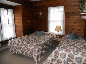 Hickory Hill Retreat House Bedroom