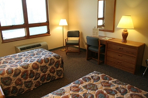 Conference Center Bedroom