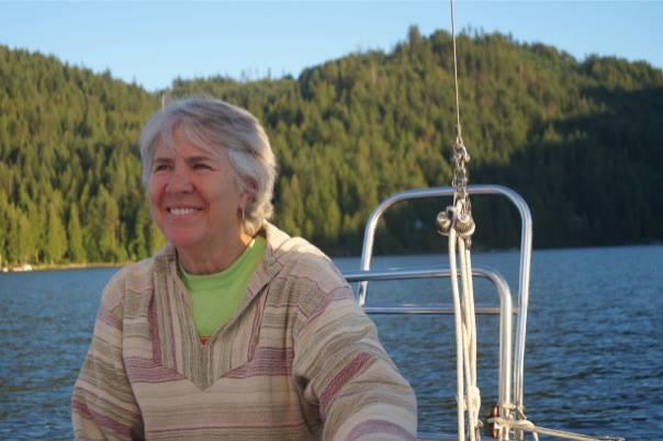 Evita on a boat.jpg