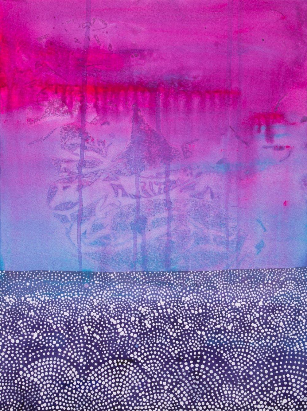 The Neon Sky by Helen Wells