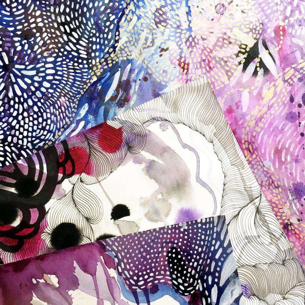 Helen wells art
