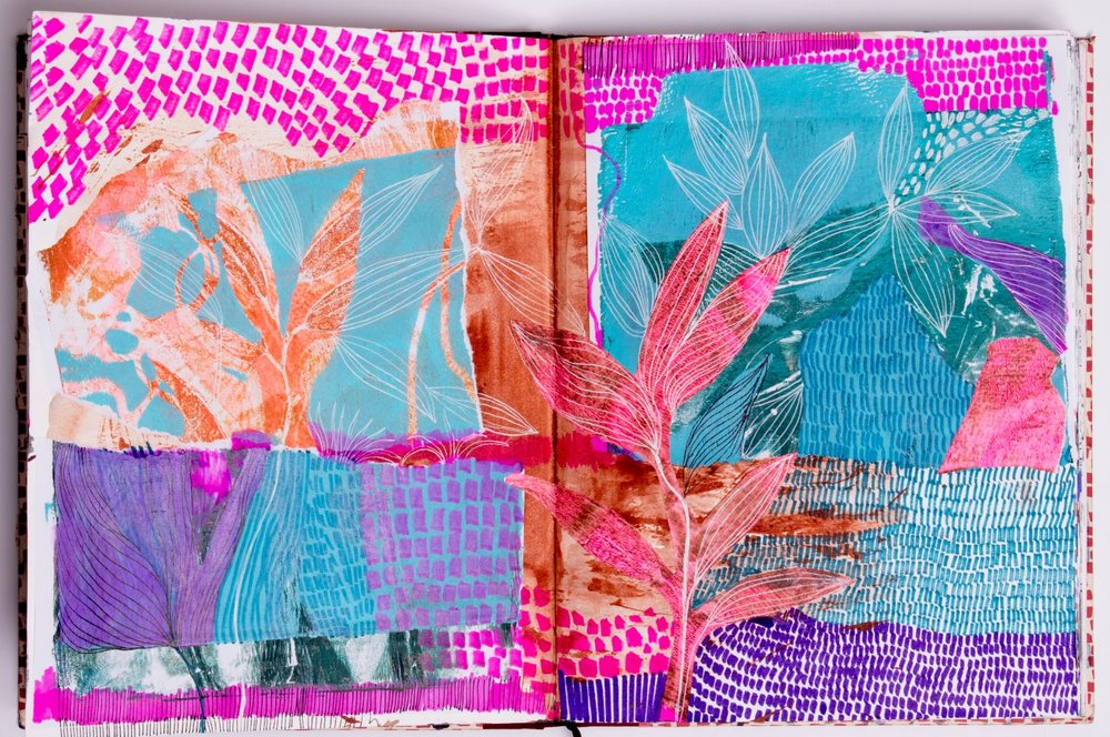 Helen Wells sketchbooK