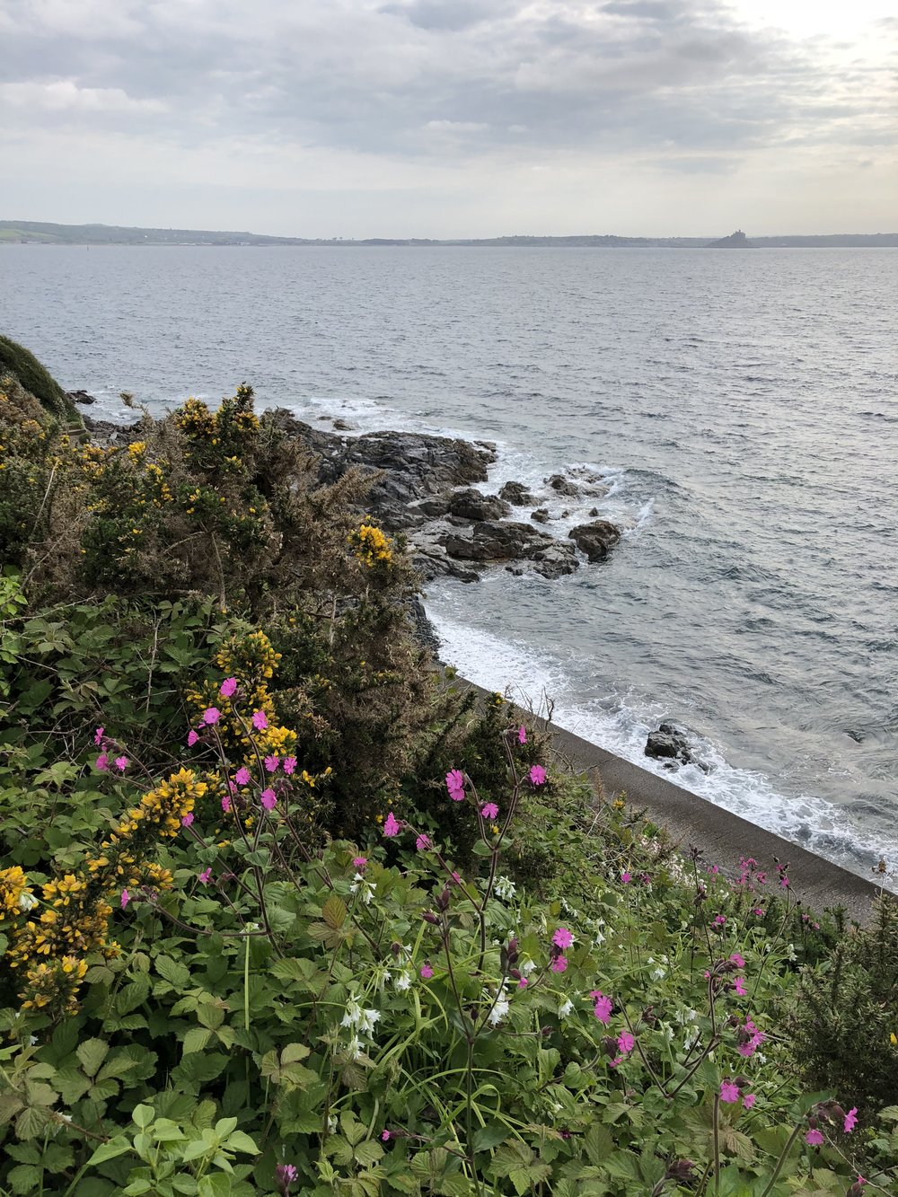 Walk from Mousehole to Newlyn