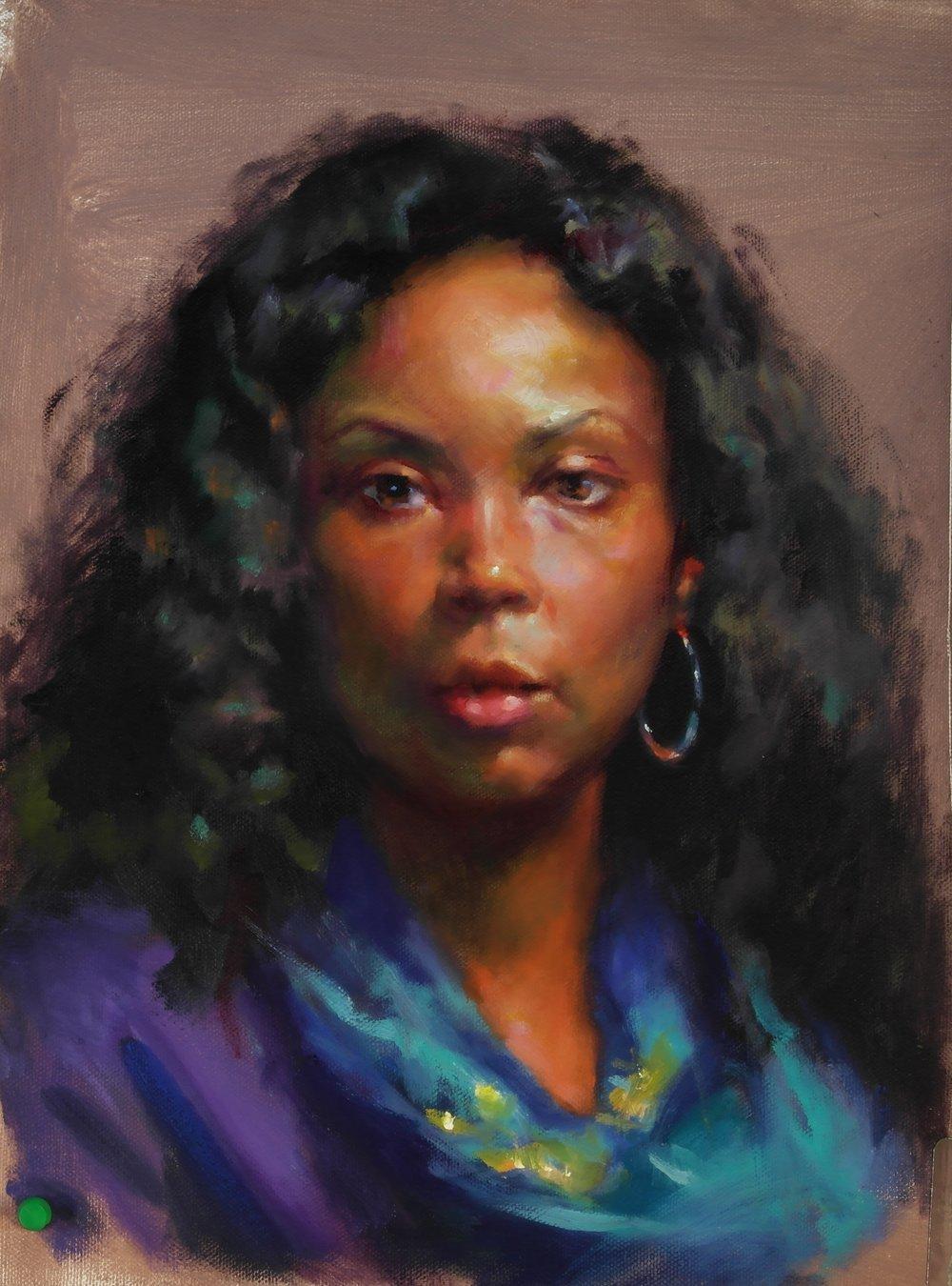 Intermediate to Advance Portraiture - with Jordan Xu