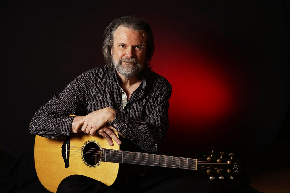 Beppe Gambetta - The Folk Club of Herndon & Reston