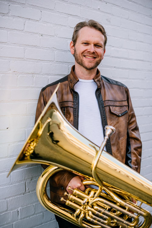 tuba alley color