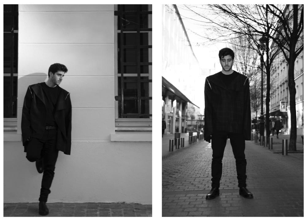 Photographer: ANJALI    Model: Ruben Zamora-Vargas