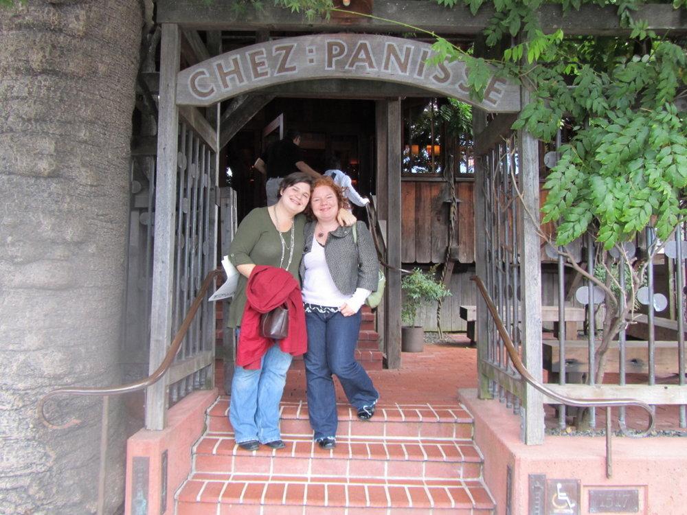 Chez Panisse in California