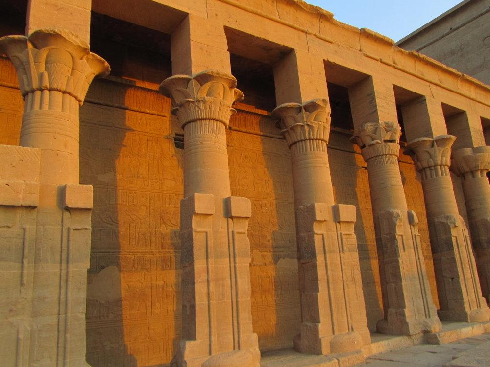 (along the Nile), Egypt