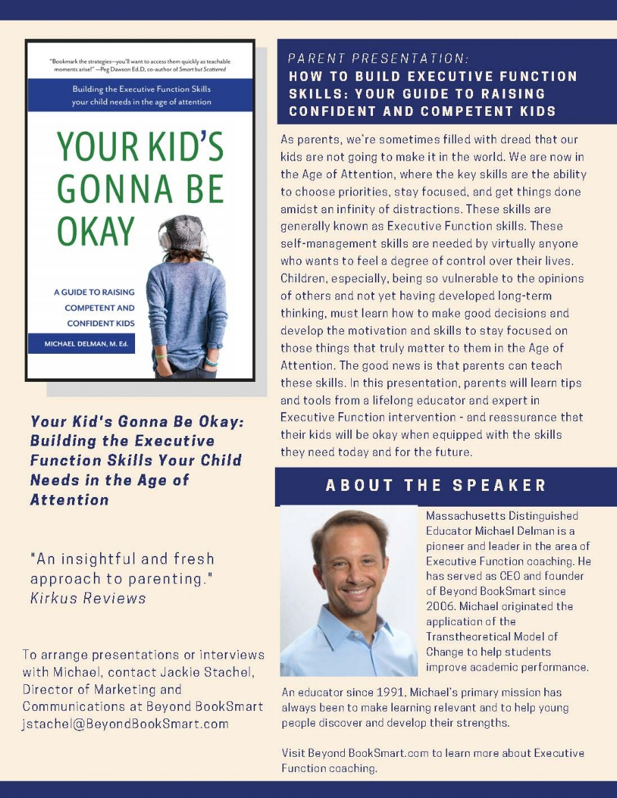Your Kid's Gonna Be Okay: A Guide to Raising Confident and Competent Kids