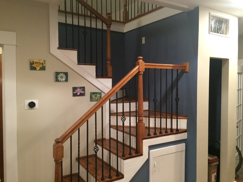 Services - My Interior services include but are not limited to:PaintingDrywall repair/Plaster repairAccent wallsFaux Finishes/Venetian PlasterPaint StrippingWood RefinishingBathroom and Kitchen cabinet refinishingBathroom and Kitchen tileFurniture refinishing