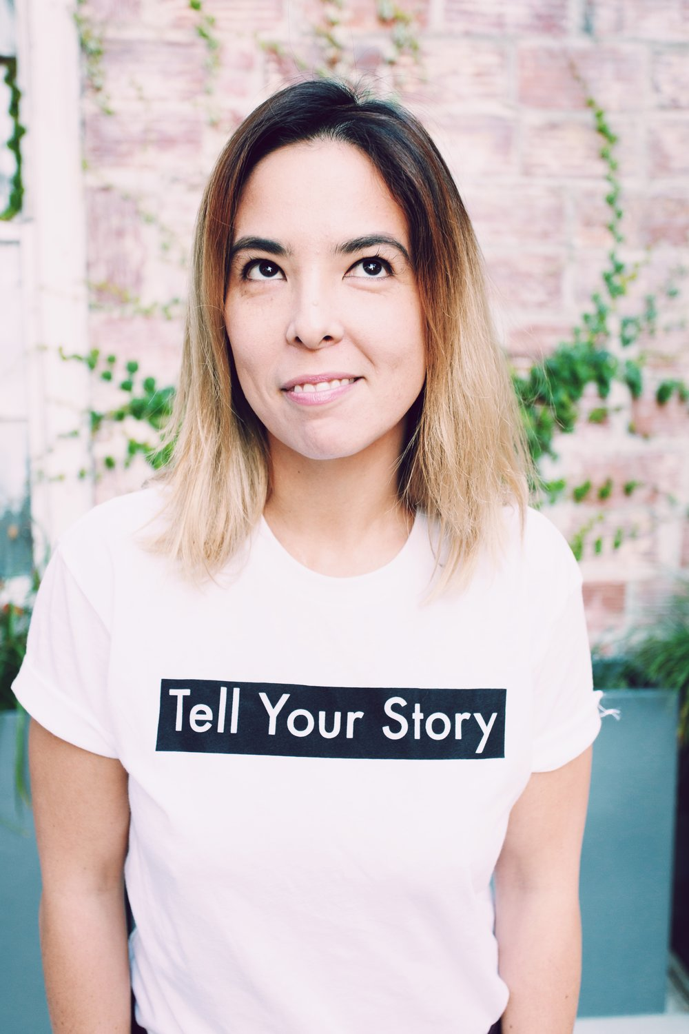 Let's change the way society perceives struggle by telling our stories and encouraging others to do the same. -