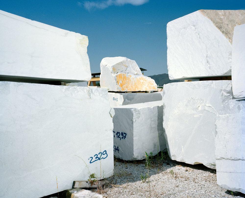 Marble Deposit, Carrara