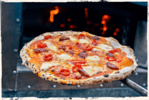 Volcano Wood Fired Pizza