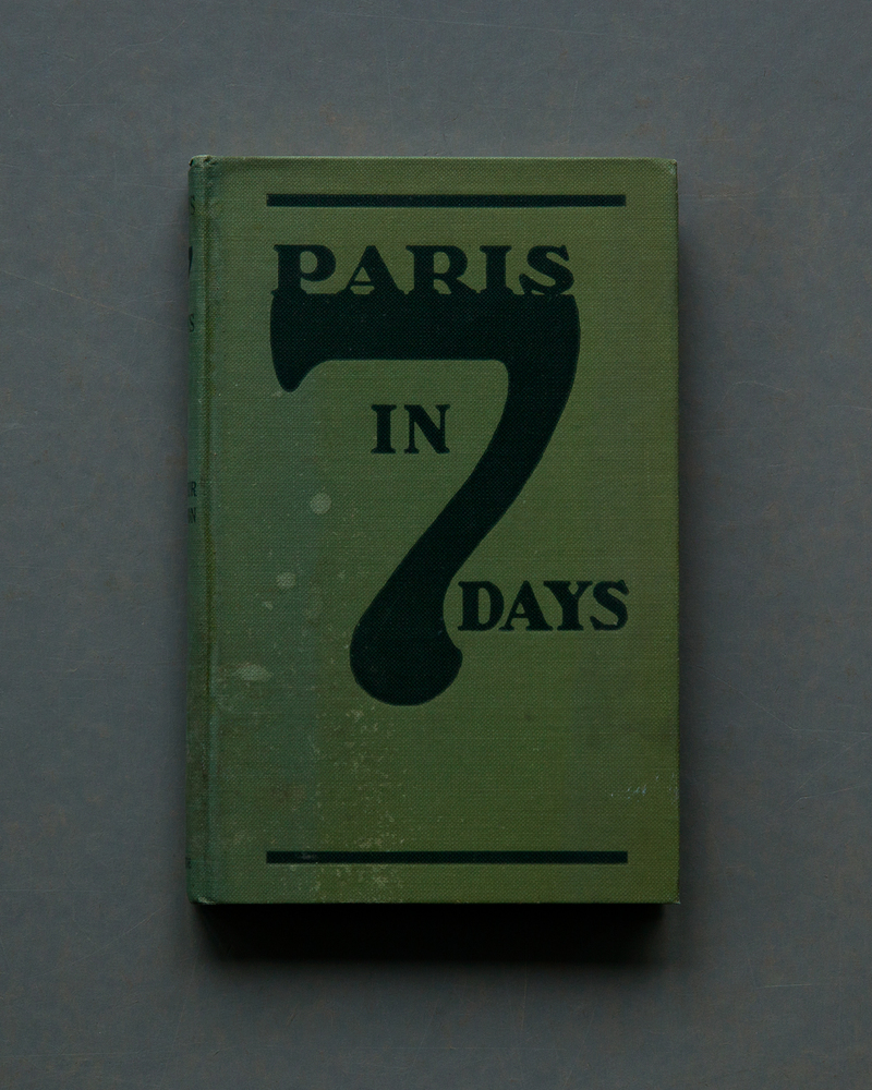 Paris in 7 Days, 2017