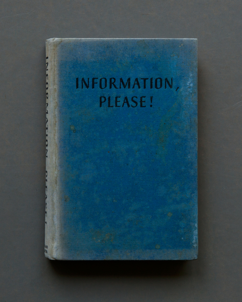 Information Please!, 2017
