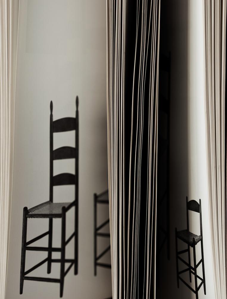 Shaker Chairs, 2015